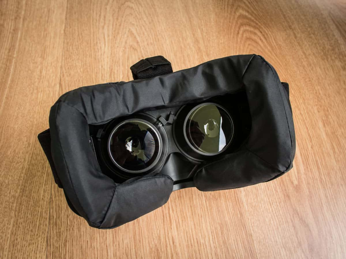 Oculus vr stock options
