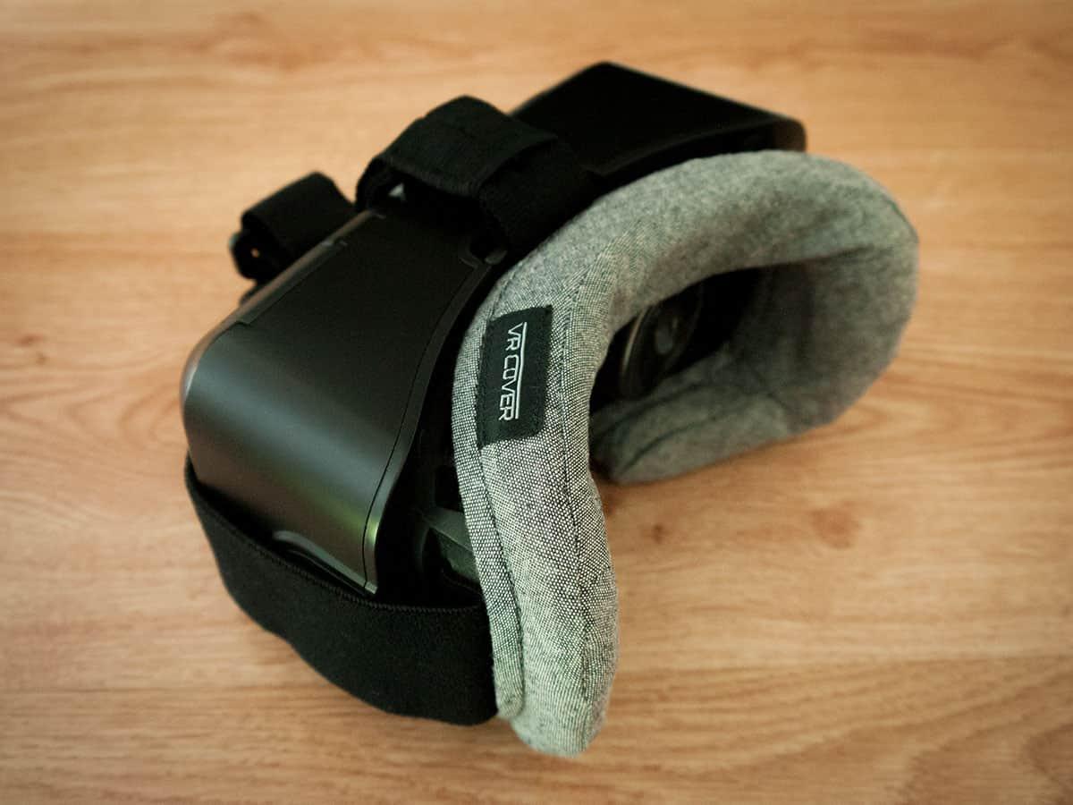 Oculus Rift DK1 / DK2 VR Cover