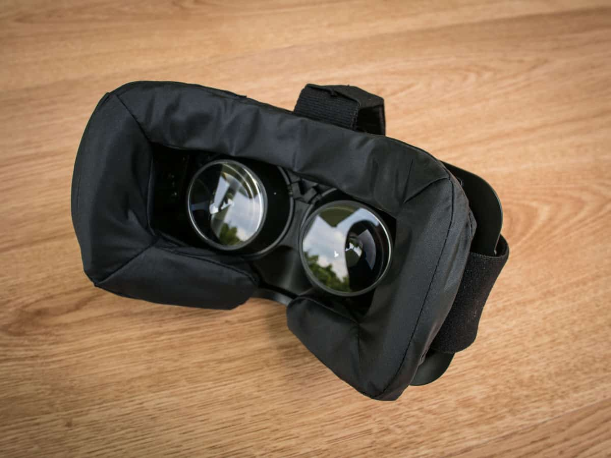 Discontinued Samsung Gear Vr Cover Waterproof For Exhibitions