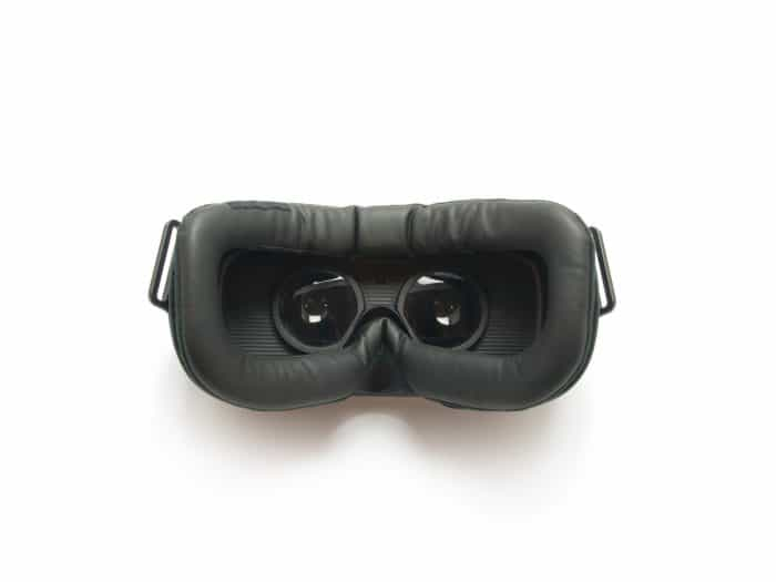 samsung gear vr with waterproof foam replacement