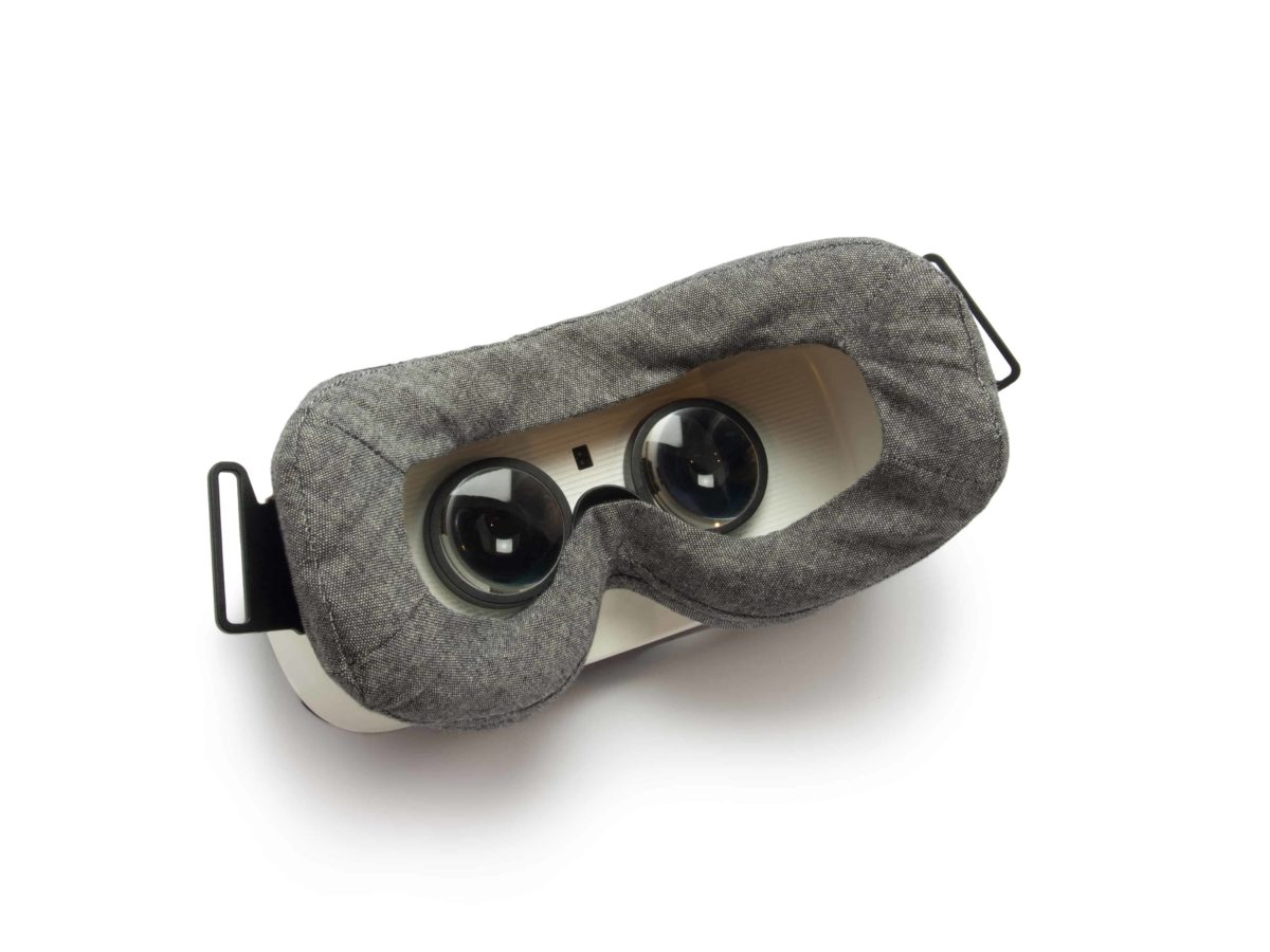 Afholte Samsung Gear VR Cover Consumer Version - VR Cover QK-89