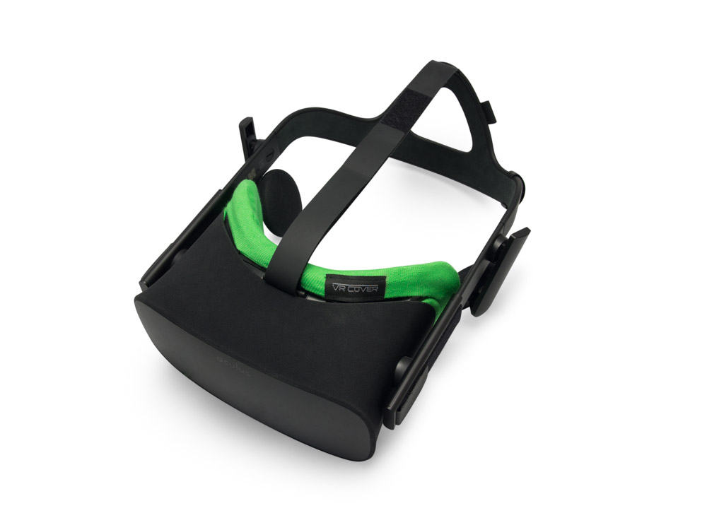 Oculus Rift VR Cover Green