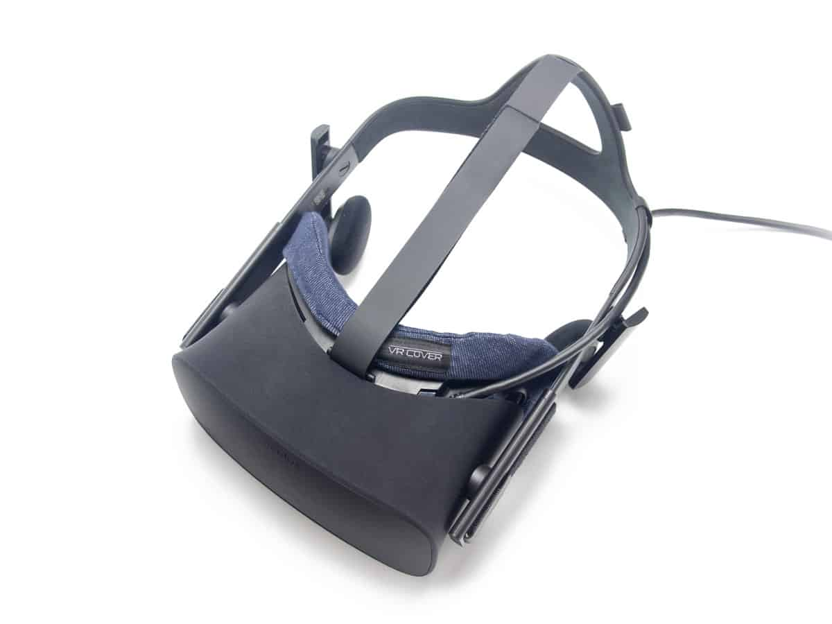 Stretchable Nosefree Oculus Rift VR Cover