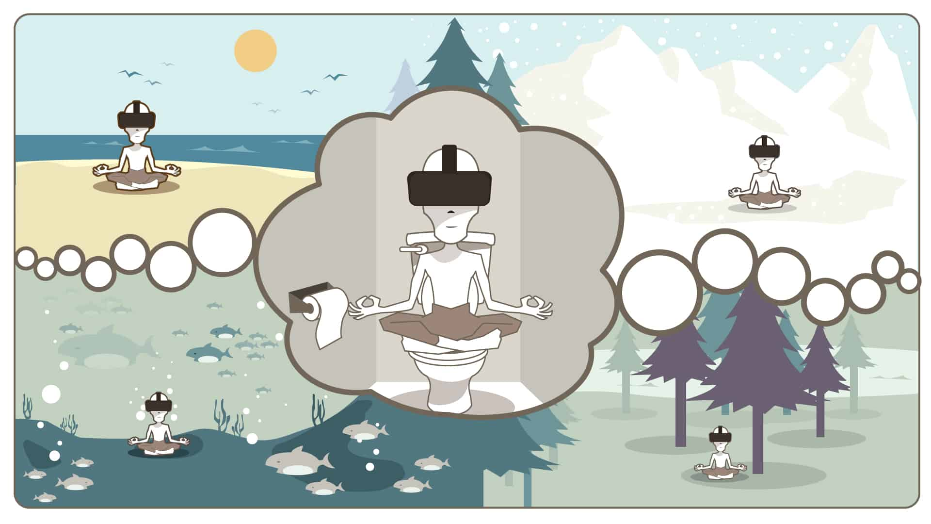 Virtual Reality Retreat