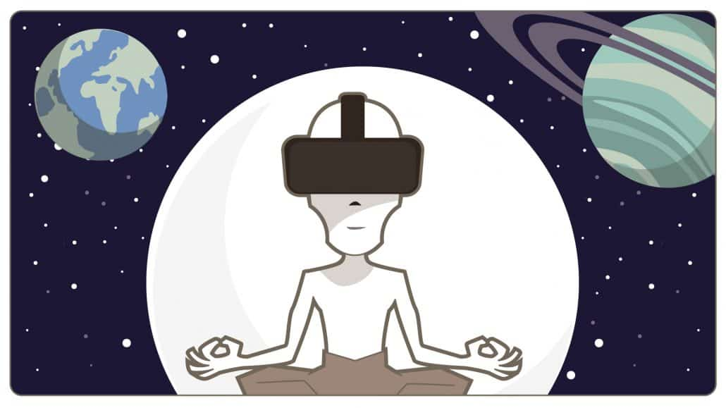 VR in the Stars