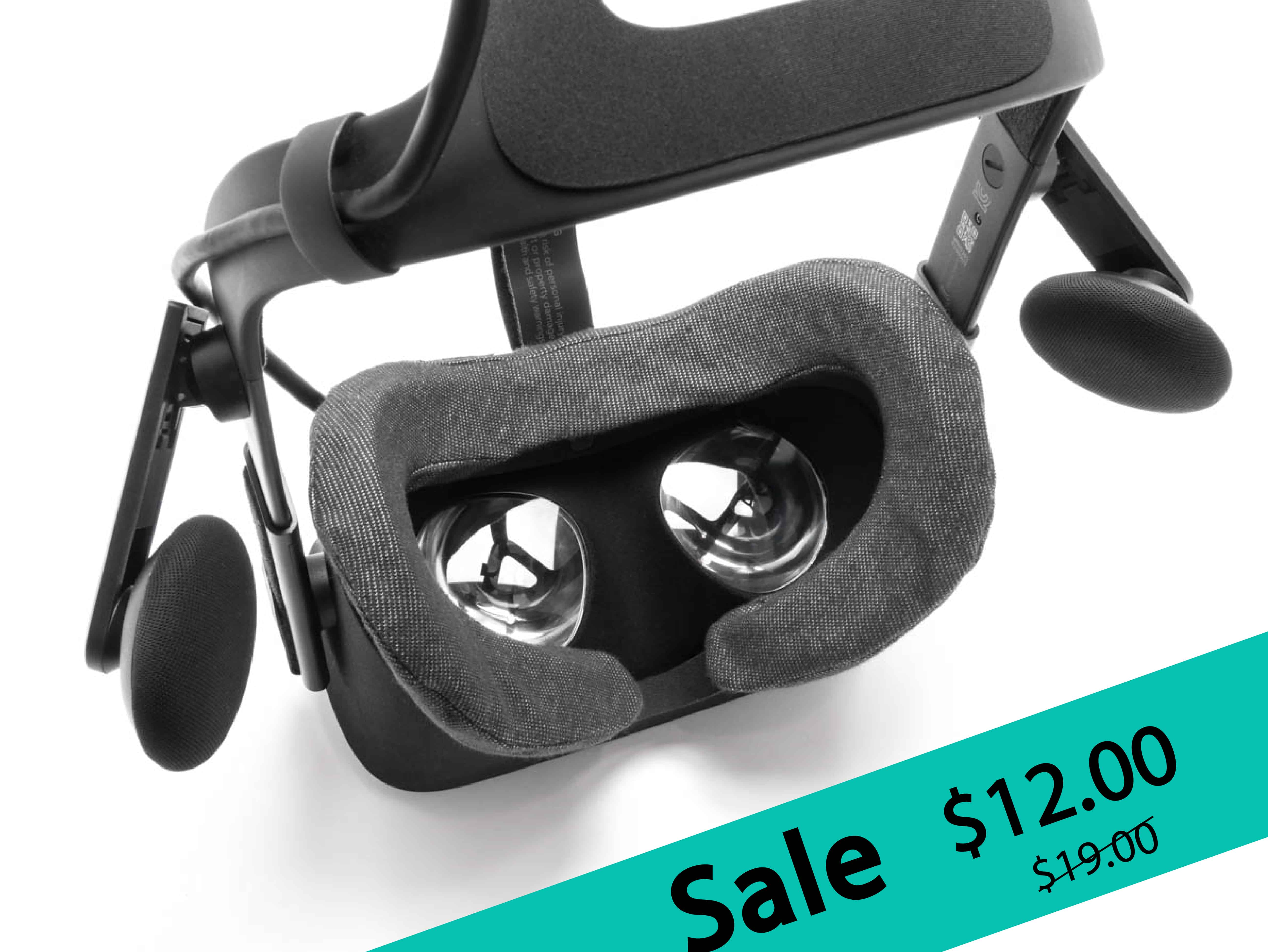 Oculus Rift VR Cover Sale