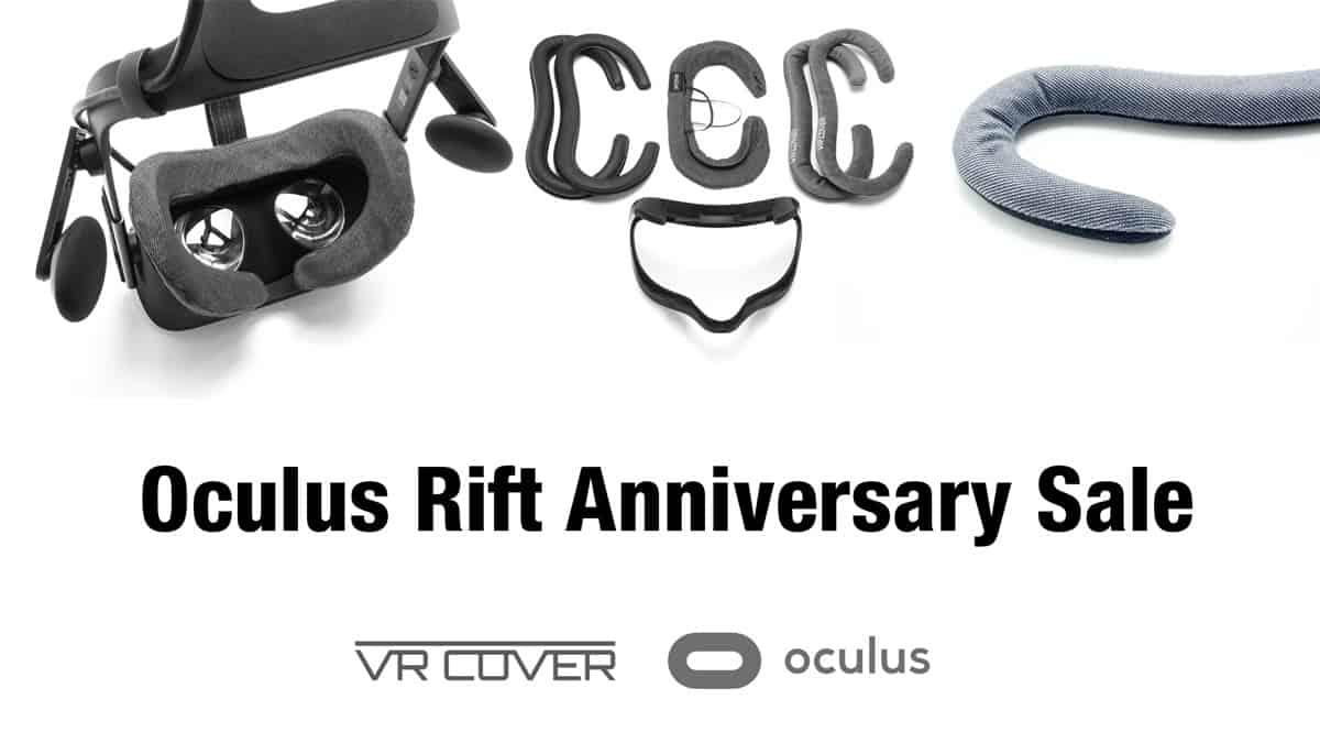 Oculus Rift Anniversary Sale