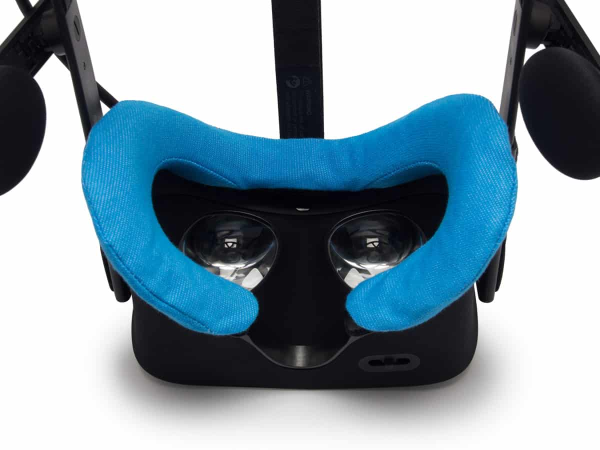 Oculus RIft VR Cover Blue