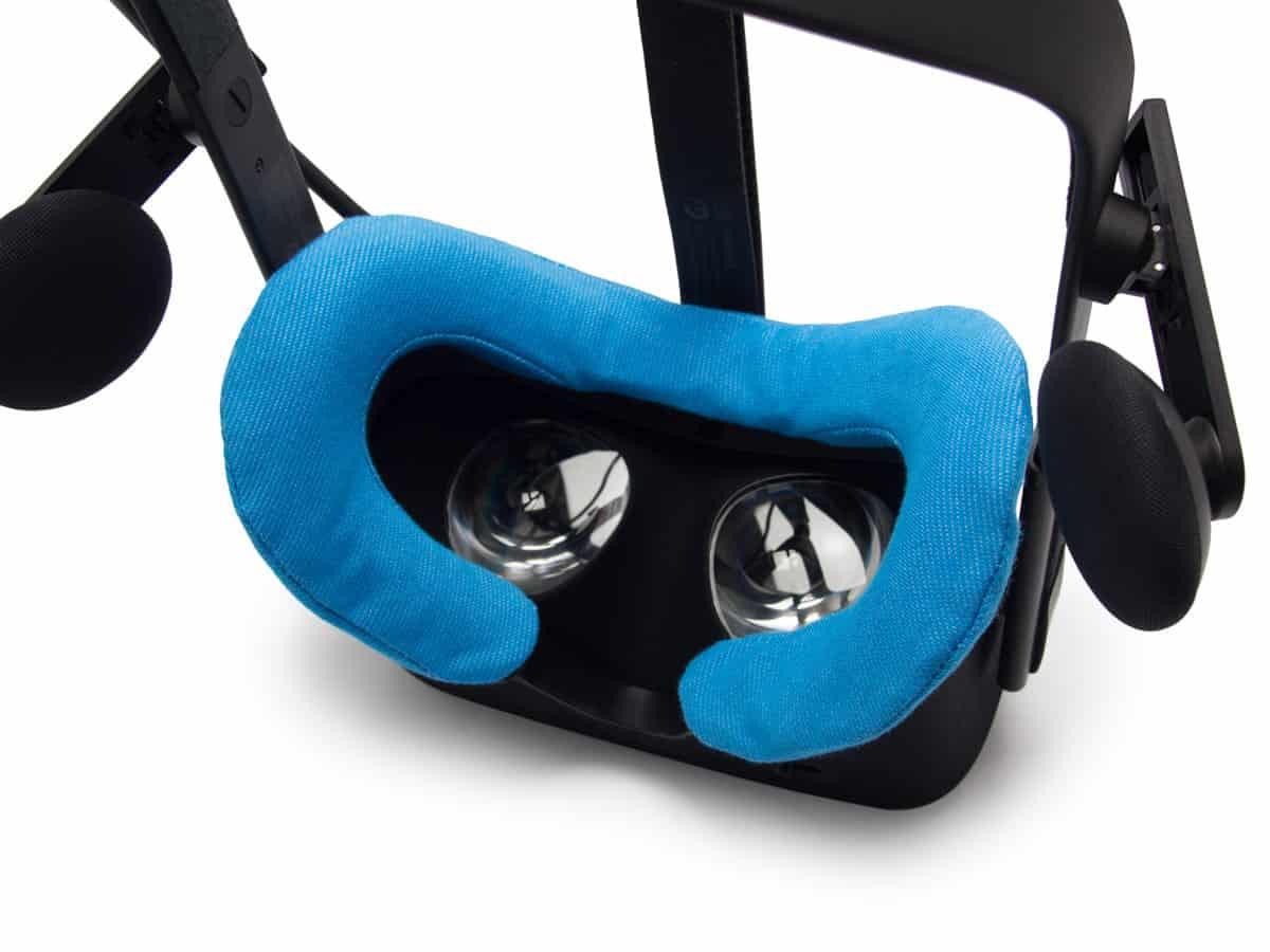 Oculus RIft VR Cover Blue