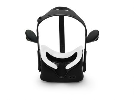 oculus rift with vr cover interface and disposable cover