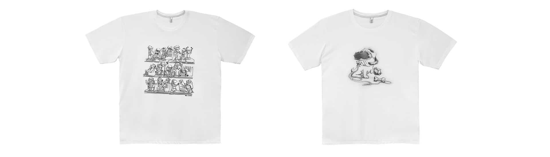 T-Shirt-Banner