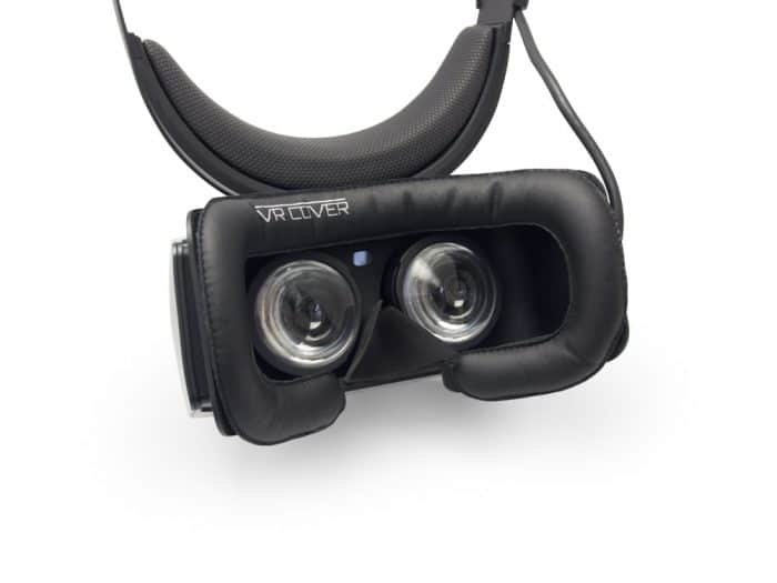 hp windows mixed reality headset with pu leather foam replacement