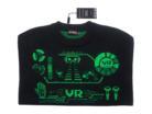 Retro VR Sweatshirt 100% Merino Wool