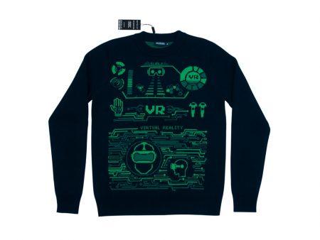 Virtual Reality Sweater