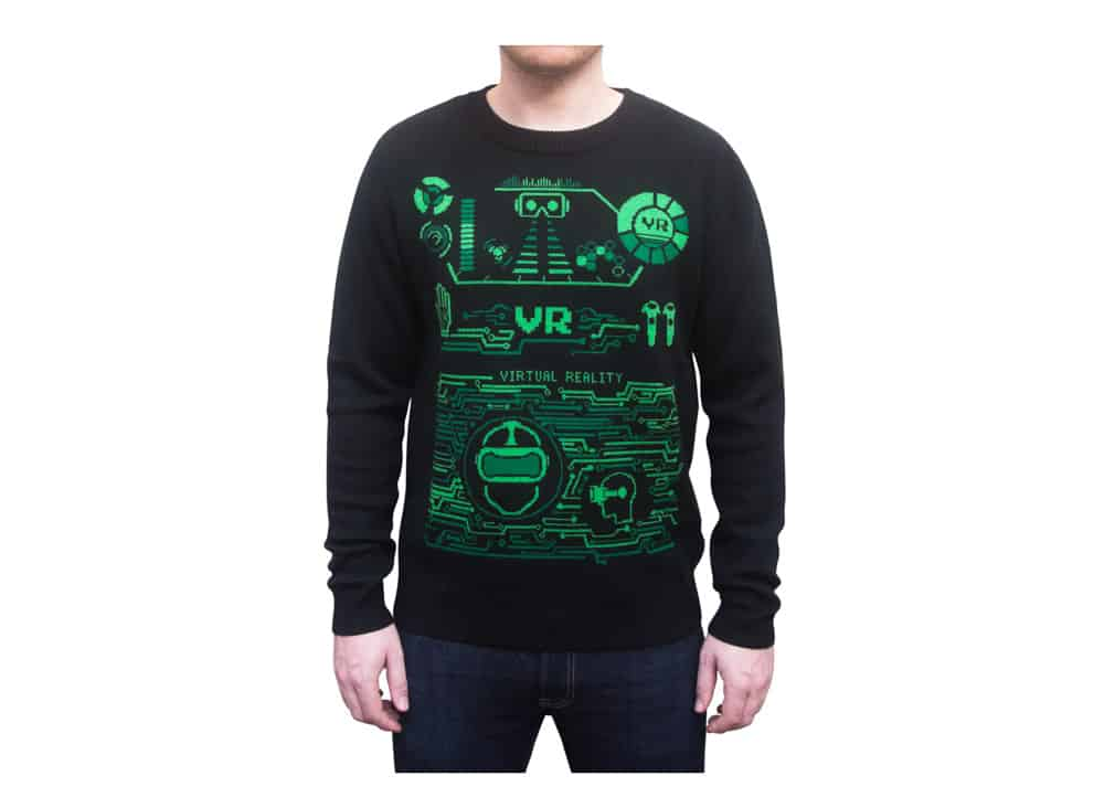 Virtual Reality Sweatshirt