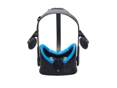 oculus rift foam replacement with blue pu leather