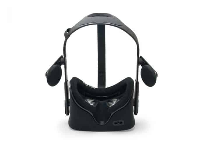 oculus rift with velour foam replacement