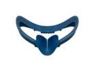 Dark Blue Facial Interface