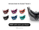 Free Silicone Cover for Oculus Quest 2
